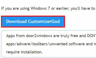 CustomizerGodをダウンロード01