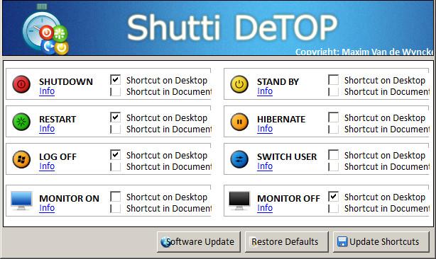 Shutti DeTOPの使い方