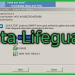 WD製ハードディスクの状態をチェックして不良セクタを発見できる「Data Lifeguard Diagnostic」