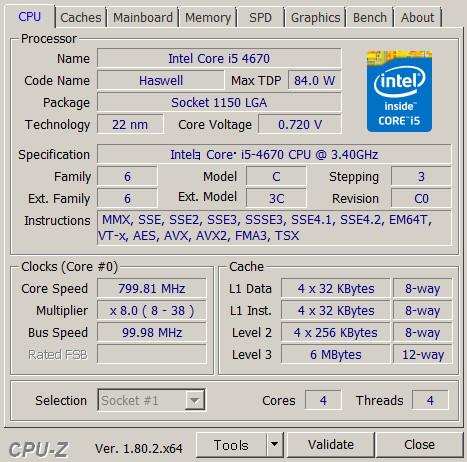 CPU-Zの使い方01