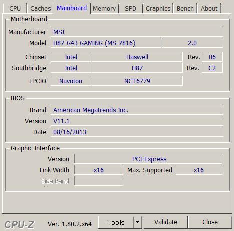 CPU-Zの使い方02