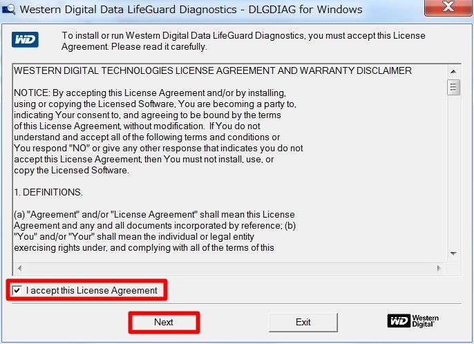 Data Lifeguardを起動する02